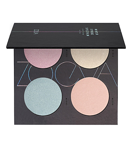 ZOEVA Winter Strobe Spectrum Palette (Winter+strobe