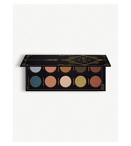 ZOEVA Aristo eyeshadow palette (Aristo