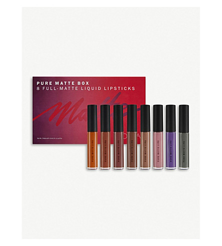 ZOEVA Pure Matte Lips lipstick box