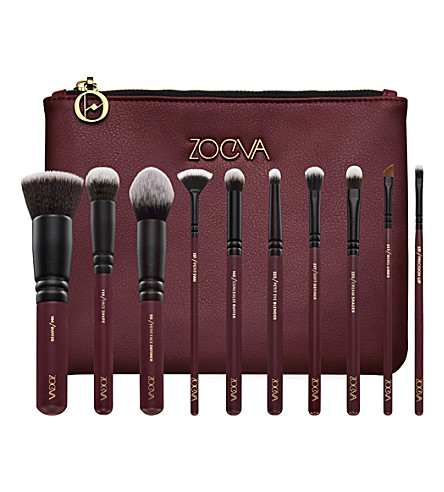 ZOEVA Opulence Brush Set
