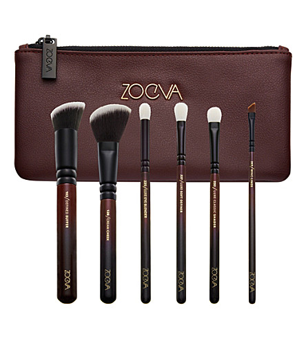 ZOEVA Queens Guard Brush Set x6