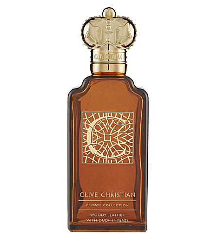 CLIVE CHRISTIAN C Woody Leather Masculine eau de parfum 100ml