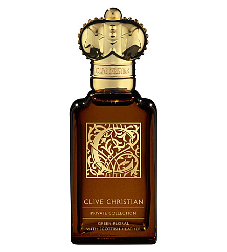 CLIVE CHRISTIAN C Green Floral Feminine eau de parfum 50ml