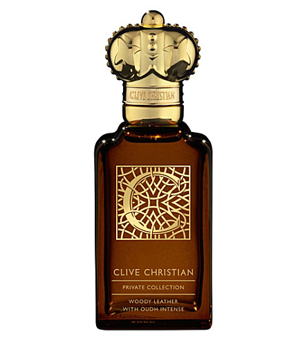 CLIVE CHRISTIAN C Woody Leather Masculine eau de parfum 50ml