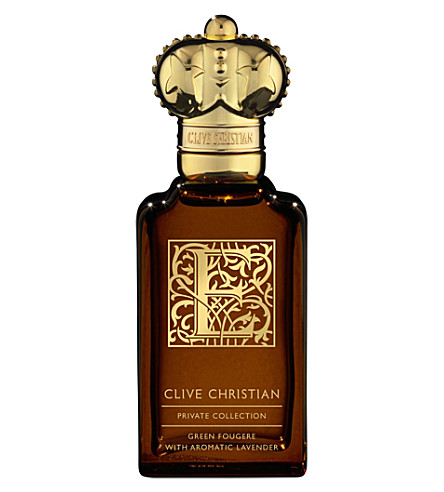 CLIVE CHRISTIAN E Green Fougere Feminine eau de parfum 50ml