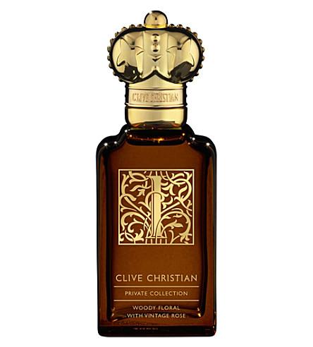 CLIVE CHRISTIAN I Woody Floral Feminine eau de parfum 50ml