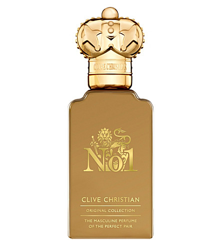 CLIVE CHRISTIAN No.1 Masculine Perfume Spray 30ml