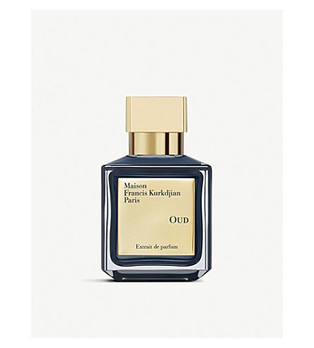 MAISON FRANCIS KURKDJIAN OUD Extrait de parfum 70ml
