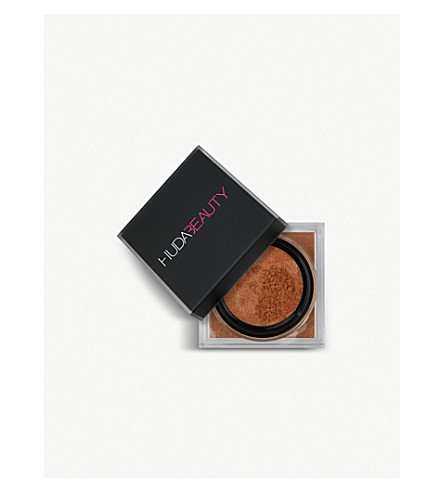 HUDA BEAUTY Easy Bake Loose Powder (7 coffee cake