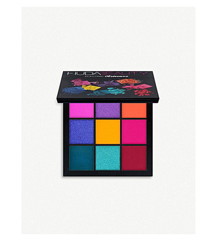 HUDA BEAUTY Electric Obsessions Palette (Electric+essentials