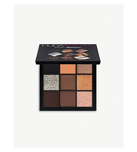 HUDA BEAUTY Smokey Obsessions Palette (Smokey+essentials