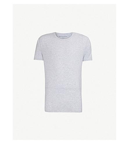 DEREK ROSE Ethan jersey T-shirt (Lt+grey
