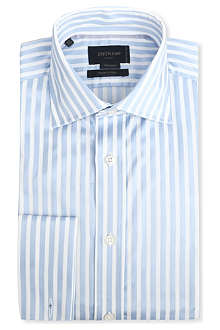 DUCHAMP Lock stripe shirt