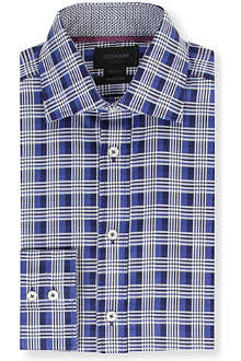 DUCHAMP Tailored single-cuff shirt