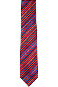 DUCHAMP Striped tie
