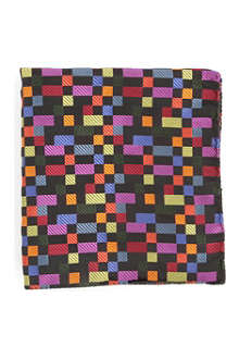 DUCHAMP Boolean pocket square