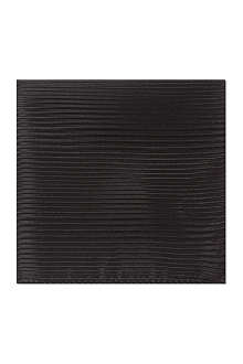 DUCHAMP Gradiated stripe pocket square