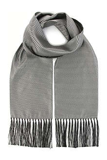 DUCHAMP Ceremonial stripe scarf