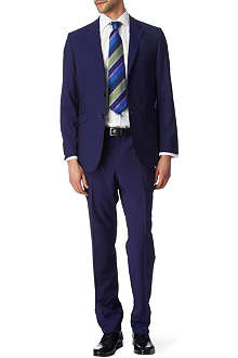 DUCHAMP Plain Mohair suit