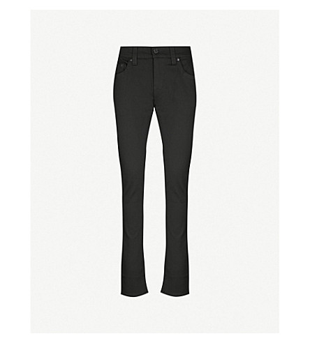 TRUE RELIGION Rocco relaxed-fit skinny jeans (Nightfall