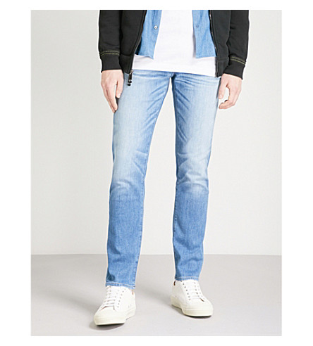 TRUE RELIGION Rocco relaxed-fit skinny jeans (Eqqm+menace
