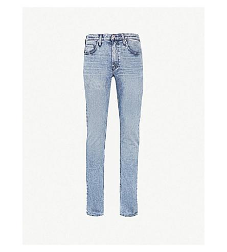 PAIGE Lennox slim-fit skinny jeans (Higgs