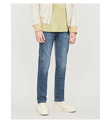 PAIGE Lennox skinny jeans (Grammercy