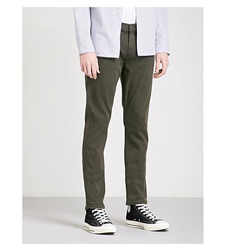 PAIGE Lennox slim-fit skinny jeans (Juniper