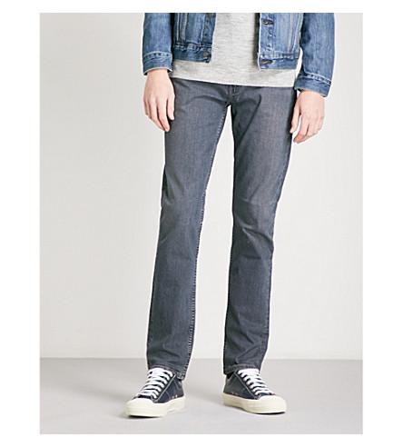 PAIGE Lennox Triton slim-fit skinny jeans (Triton