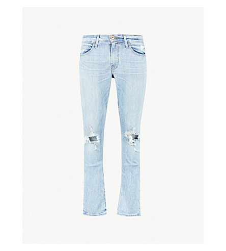 PAIGE Lennox skinny jeans (County+destructed