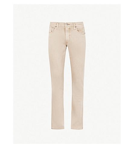 PAIGE Federal slim-fit jeans (Vintage+sandstorm