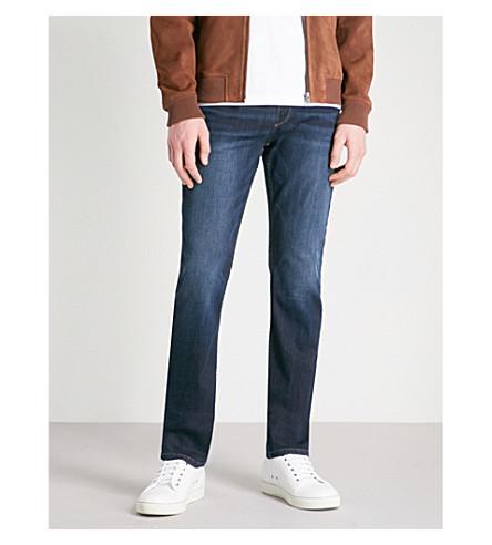 PAIGE Federal slim-fit tapered jeans (Graham vintage