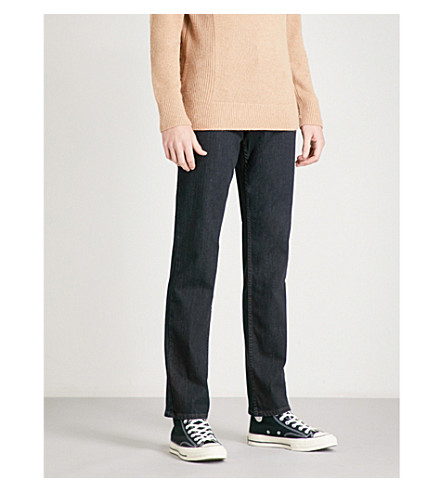PAIGE Normandie slim-fit straight jeans (Tommy