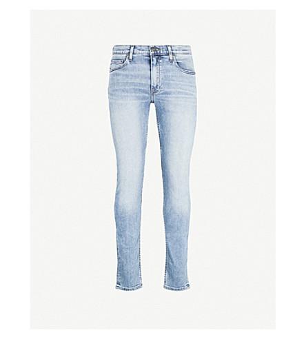 PAIGE Croft skinny tapered jeans (Porter
