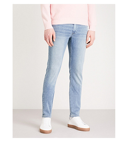 PAIGE Croft skinny tapered jeans (Porter
