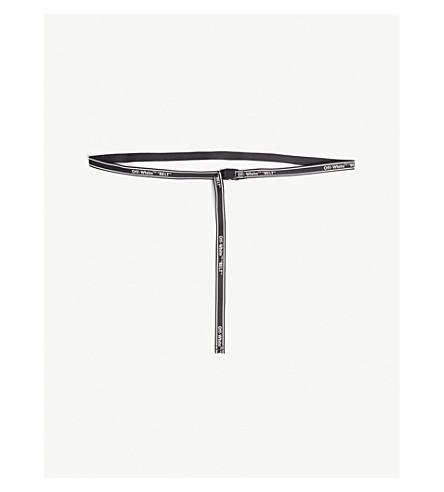 OFF-WHITE C/O VIRGIL ABLOH Mini industrial belt (Black+white