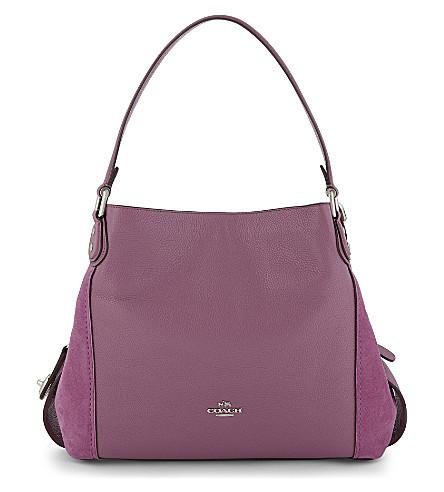 COACH Coach edie 31 shoulder bag (Sv/primrose