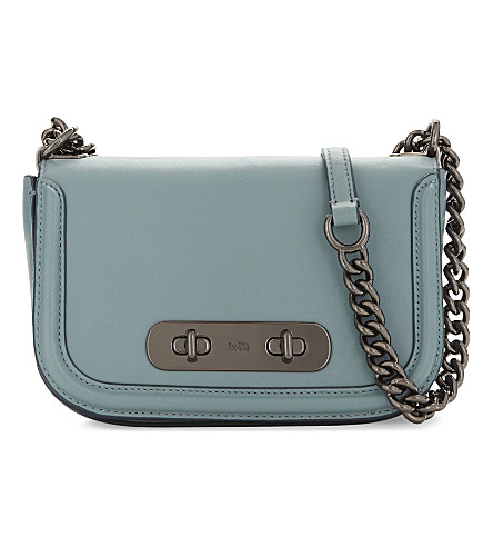 COACH Swagger 20 cross-body bag (Dk/cloud