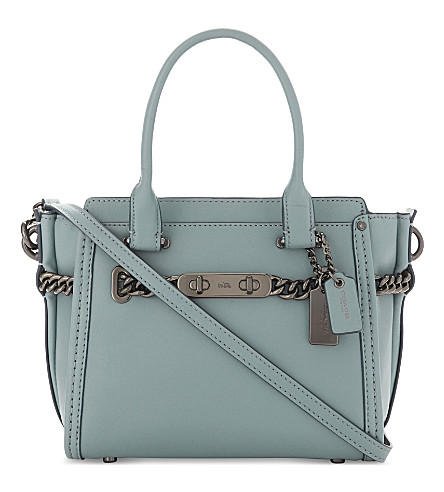 COACH Swagger 21 shoulder bag (Dk/cloud