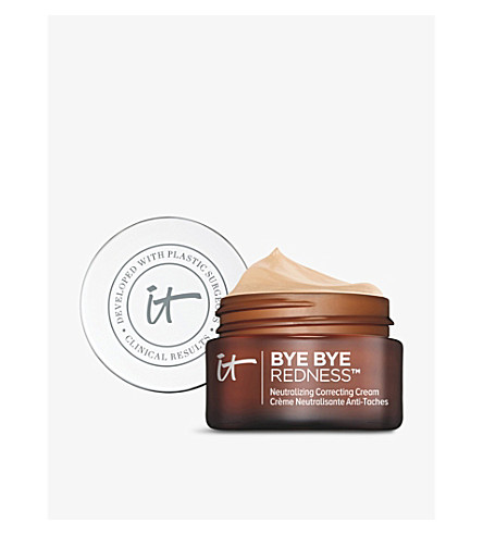 IT COSMETICS Bye Bye Redness Correcting Cream (Neautral+beige