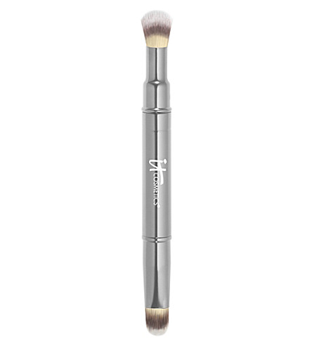 IT COSMETICS Heavenly Luxe Dual Airbrush Concealer Brush