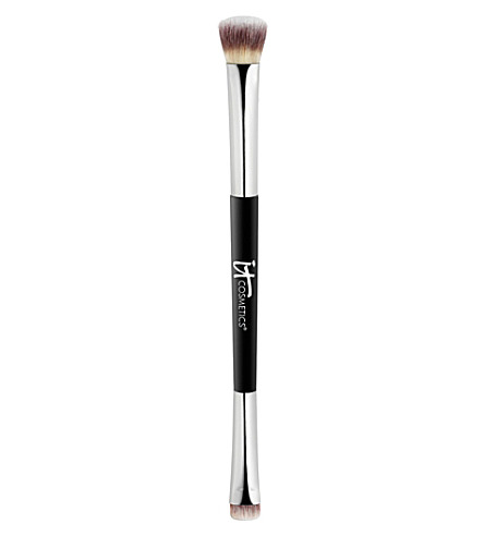 IT COSMETICS Heavenly Luxe No-Tug Dual Eyeshadow Brush