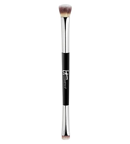 IT COSMETICS Heavenly Luxe™ No-Tug™ Dual Eyeshadow Brush