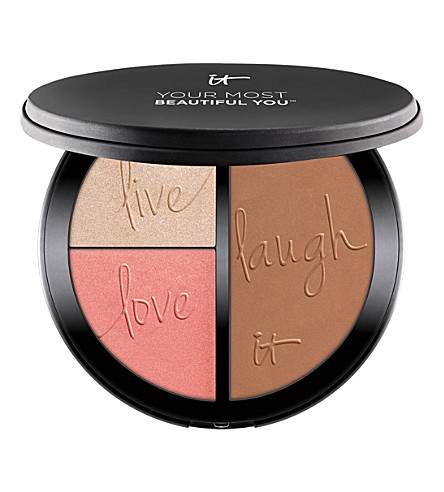 IT COSMETICS Your Most Beautiful You (Live+laugh+love