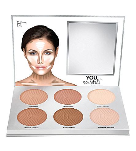 IT COSMETICS You Sculpted!™ Contouring Palette for Face and Body