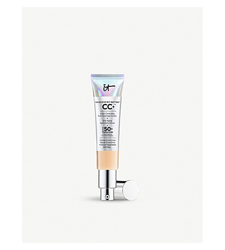 IT COSMETICS Your Skin But Better CC+ SPF 50+ cream (Light
