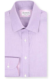 EMMETT LONDON Carlton super-slim single-cuff shirt