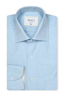 EMMETT LONDON Micro pin-dot shirt