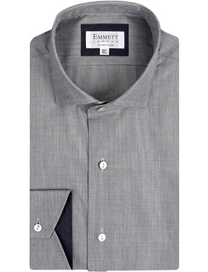 EMMETT LONDON Hugo cotton shirt