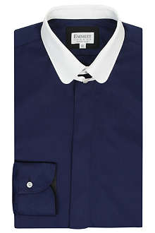 EMMETT LONDON Super-slim single-cuff shirt